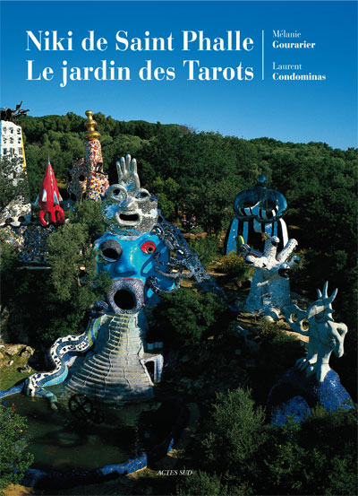 Further reading the tarot garden il giardino dei tarocchi - Jardin tarots niki de saint phalle ...